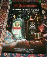 Jagermeister Liquor Case Of 48 Bar Pub Party Drinking Shot Glasses MIB NEW