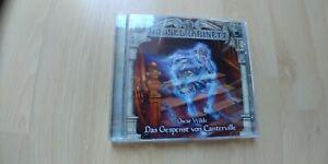 Hörspiel-CD Gruselkabinett Folge 50: Das Gespenst von Canterville, n.Oscar Wilde