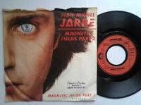 """Jean Michel Jarre / Magnetic Fields 7"""" Vinyl Single 1981 mit Schutzhülle"""