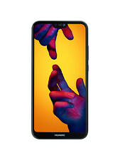 """Huawei P20 Lite Android 5.8"""" 4G Sim Free 64GB - Black (706209)"""