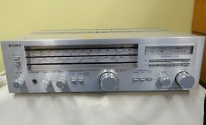 Sony STR-333L Integrated Amplifier Phono READ DESCRIPTION - Tuner Not Working
