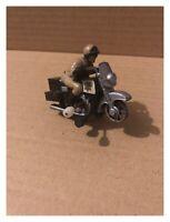 Buddy L: CHIPS Speedster Wind Up Motorcycle (Made in Japan, 1981) - Damaged