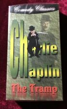 Charlie Chaplin The Tramp Comedy Classics VHS Video Tape NEW FACTORY SEALED