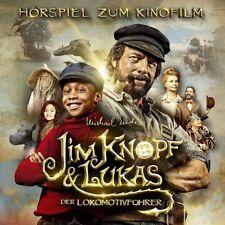 JIM KNOPF UND LUKAS DER LOKOMOTIVFÜHRER-JIM KNOPF-DAS ORIGINAL-HÖRSPIEL CD NEU