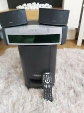 Bose 321 GS series I home cinema system.