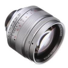 7artisans  Manual Focus 50mm F/1.1 camera Lens Leica M Mount M240 M3 M6 M7 M8