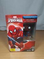 Marvel Ultimate Spider-Man Season Two DVD + Pop Bobble-Head Figure Funko Aus