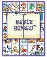Bible Bingo Game , New, Free Shipping