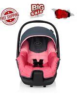 Nurture Car seats keep children safe (Grace Pink) | freeship
