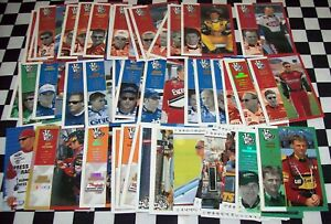 Lot Of 48) 2002 Press Pass Platinum Parallel Cards Includes 6 Rookie Cards
