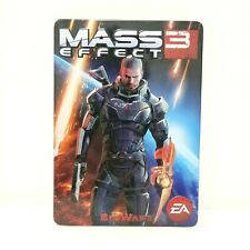MASS EFFECT 3 -COLLECTOR'S EDITION - PC DVD-ROM GAME STEELBOOK - FREE POST!