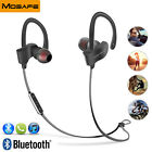 Bluetooth 4.0 Headset Mosafe® Sports Headphone Wireless Stereo Earphone Earbuds