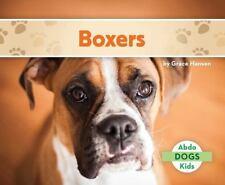 Abdo Kids Dogs: Boxers by Grace Hansen (2016)