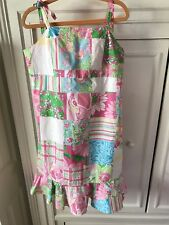 Lilly Pulitzer Girls Dress Size 14