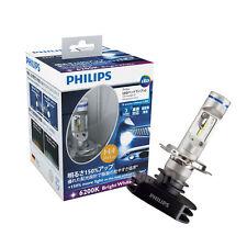 2pcs Philips LED H4 Headlight X-treme Ultinon High Low Beam 16.3 watt LUMILEDS