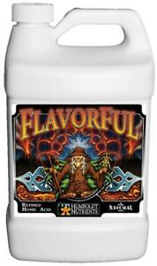 Humboldt Nutrients Flavorful  Gallon - Refined Humic Acid - Free Discreet Ship!