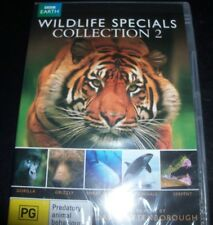 The Wildlife Specials Collection 2 BBC Earth (Australia Region 4) DVD – New