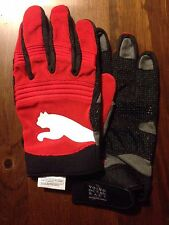 Puma Sailing Gloves - Volvo Ocean Race Size Medium