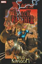**X-MEN / BLACK PANTHER: WILD KINGDOM TPB GRAPHIC NOVEL**(2006, MARVEL)**OOP**VF