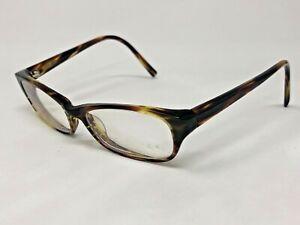 "FREUDENHAUS ""NATASHA"" Eyeglasses Frame Germany 50-16-135 Brown Marble PM66"