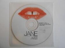 JANE BIRKIN : BABY LOU [ CD PROMO ] ~ PORT GRATUIT !