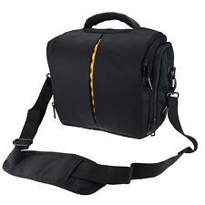 Waterproof Shoulder Camera Carry Case Bag For Nikon Canon EOS SLR DSLR New