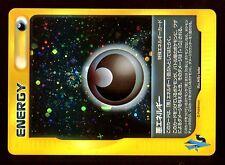 POKEMON JAPANESE VS SERIE 1ed N° 149/141 Darkness Energy ENERGIE OBSCURITE HOLO