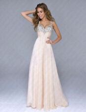 New Formal Long Evening Gown Party Prom Bridesmaid Dress Size 6 -26