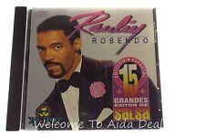 Raulin Rosendo - 15 Grandes Exitos De Salsa CD