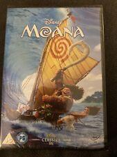 Disney Moana DVD, 2016