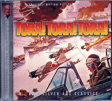 "Jerry Goldsmith ""TORA! TORA! TORA!"" score FSM 3000-Ltd CD sold out SEALED"