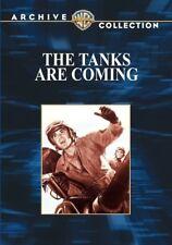 The Tanks Are Coming 1951 (DVD) Steve Cochran, Philip Carey, Mari Aldon - New!