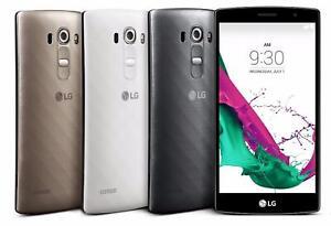 LG G4 H815 (EMEA) - 32GB ROM 3GB RAM 16MP Factory Unlocked 4G LTE Smartphone