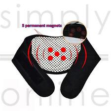 Self Heating Neck Wrap Heat Brace Support Strap Pain Ache Relief Collar Strain