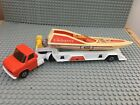 MATCHBOX LESNEY SUPERKINGS FORD A SERIES EMBASSY BOAT TRANSPORTER K273