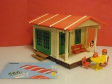 Playmobil bungalow casa de campo, ocio y veraneo ref 3771 años 80 1