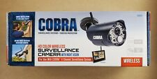 New ListingCobra Wireless Hd Wi-Fi Color Surveillance Camera With Night Vision 63843