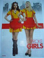 ⭐⭐⭐⭐   2 BROKE GIRLS   ⭐⭐⭐⭐  1 POSTER A3   ⭐⭐⭐⭐  Size 28 cm x 42 cm  ⭐⭐⭐⭐