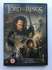 LORD OF THE RINGS - THE RETURN OF THE KING - DVD  - 2 DISCS SET