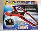 ESTES Viper Radio Control Airplane Twin Elec Motors Thrust Vector New 4531