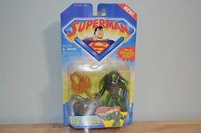 1996 Kenner DC Comics SUPERMAN Animated Show Action Figure LEX LUTHOR MOC Hasbro