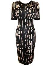 Topshop Calf Length Stretch, Bodycon Dresses for Women