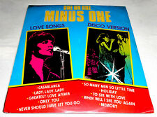 PHILIPPINES:ONE ON ONE MINUS ONE LP,Baron Barbers - Casablanca/Lady,Lady,Lady