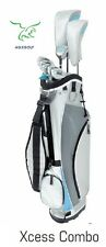 NEW ORLIMAR LADIES XCESS ALL GRAPHITE GOLF CLUB SET wGOLF BAG+HYBRID+FREE PUTTER