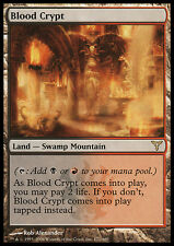 MTG BLOOD CRYPT EXC - CRIPTA DI SANGUE - DIS - MAGIC