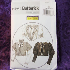 Butterick 4952 Historical Misses' Jacket Pattern 14-20