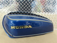 Honda GL1000 GL 1000 Goldwing Gold Wing 1977 Left False Tank Side Cover Panel