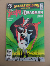 Secret Origins (vol 3) 15 . Spectre & Deadman . DC 1987 . FN / VF