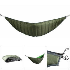 Tactical Camping Hamac épais Warm Windproof Cover Outdoor Spring Tour FR