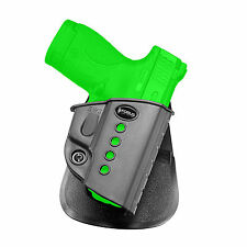 Fobus Polymer Holster w. Adjust Screw for Walther PPS 9mm & .40cal - SWS